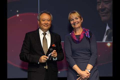 Ang Lee wins IBC award